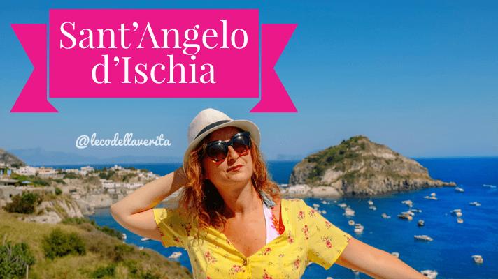 Sant'Angelo Ischia un piccolo paradiso nell'isola