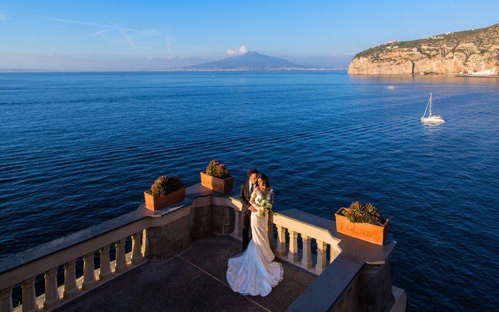 Wedding Experience: Matrimonio 2.0 Eco-friendly con cartoline dalla penisola sorrentina