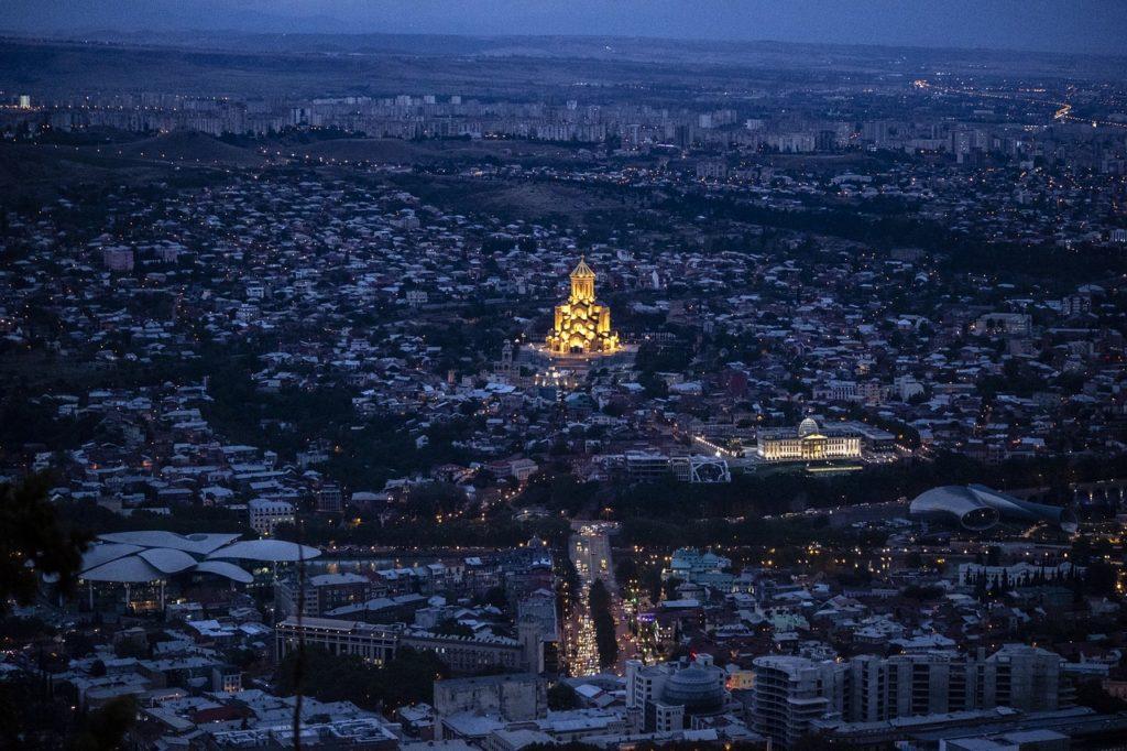 4 motivi per visitare Tbilisi a Natale