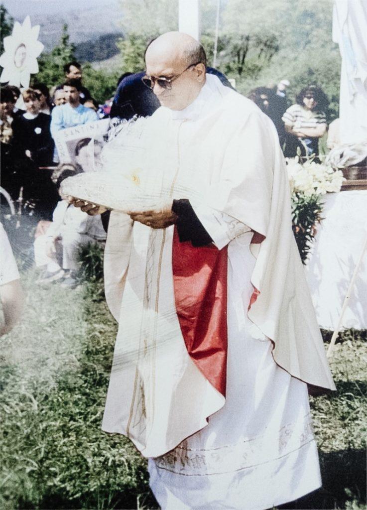 Santina Campana, il bucaneve di Alfedena