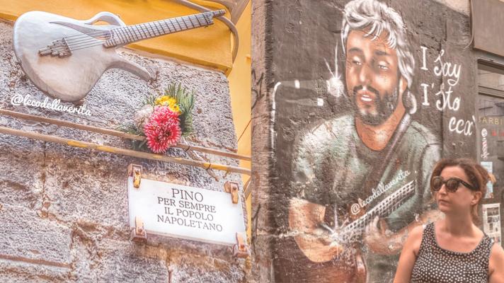 Pino Daniele per sempre Napoli ti ricorderà