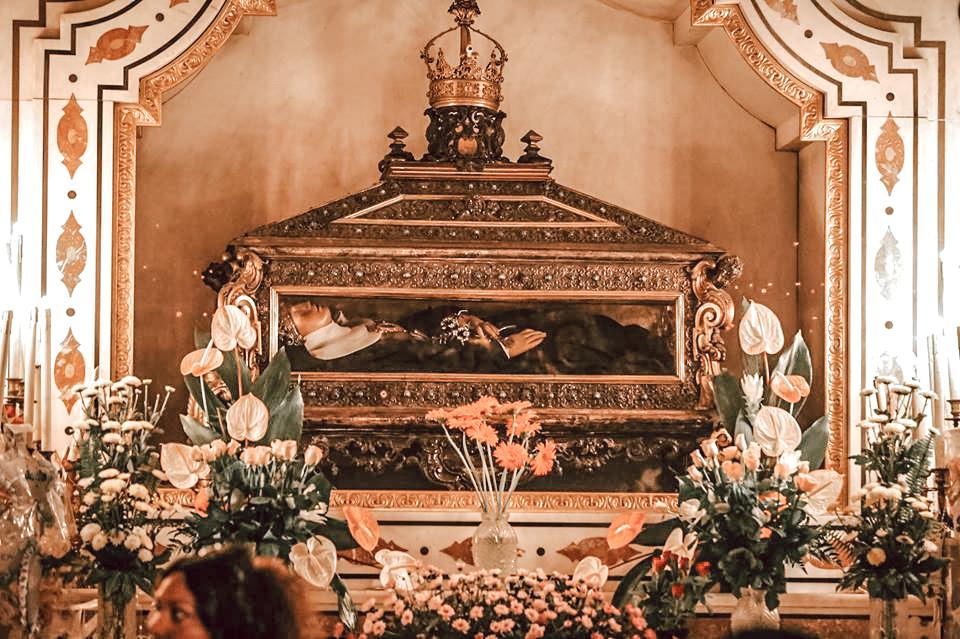 Il culto di Santa Patrizia e le preghiere delle zite