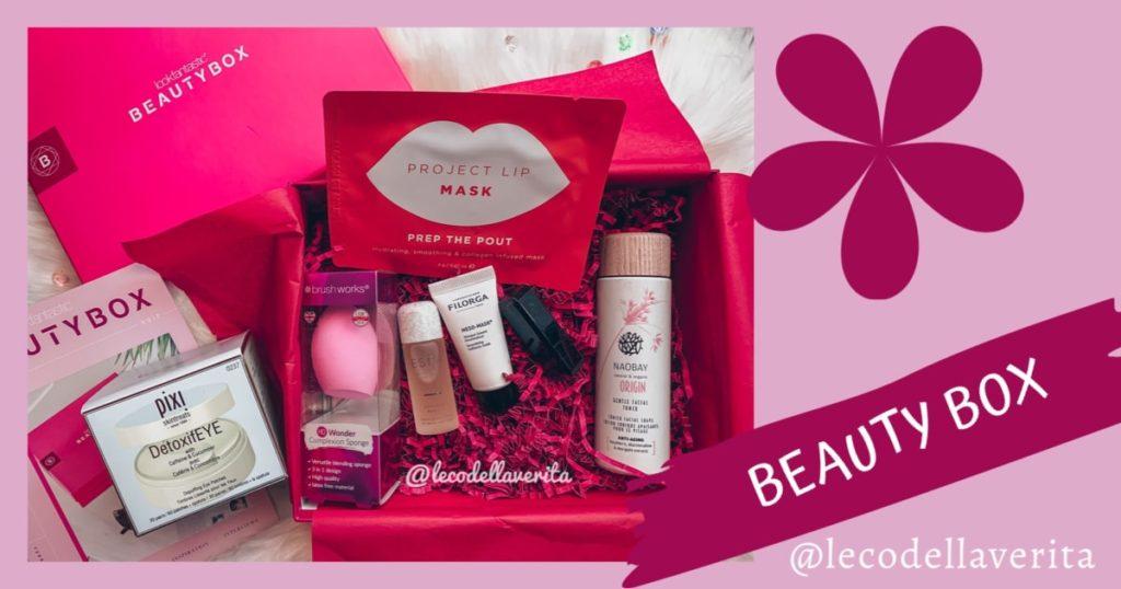 Beauty Box mania: scopriamo LookFantastic