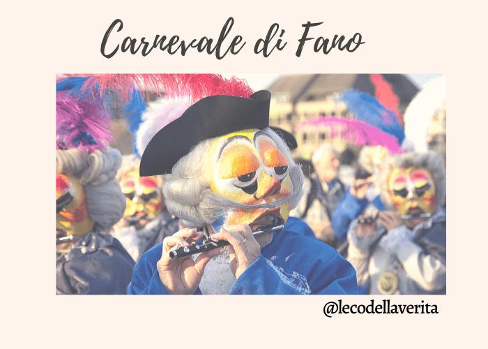 Le cinque migliori feste di Carnevale in Italia