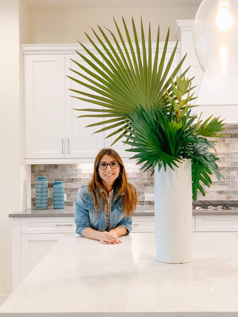 Arredare casa con Francesca Martinelli: luce, carattere e open space