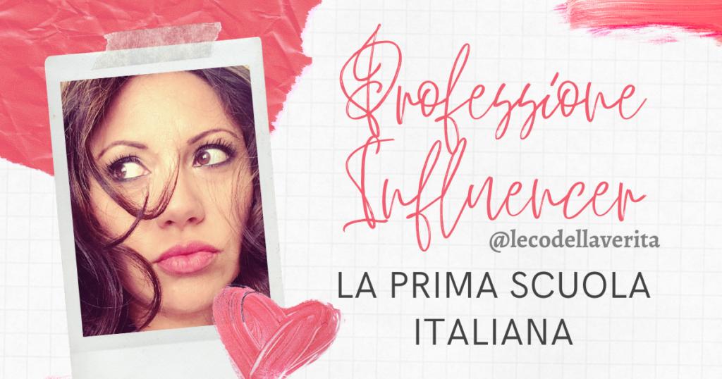 Scuola di influencer con Miriam Chilante