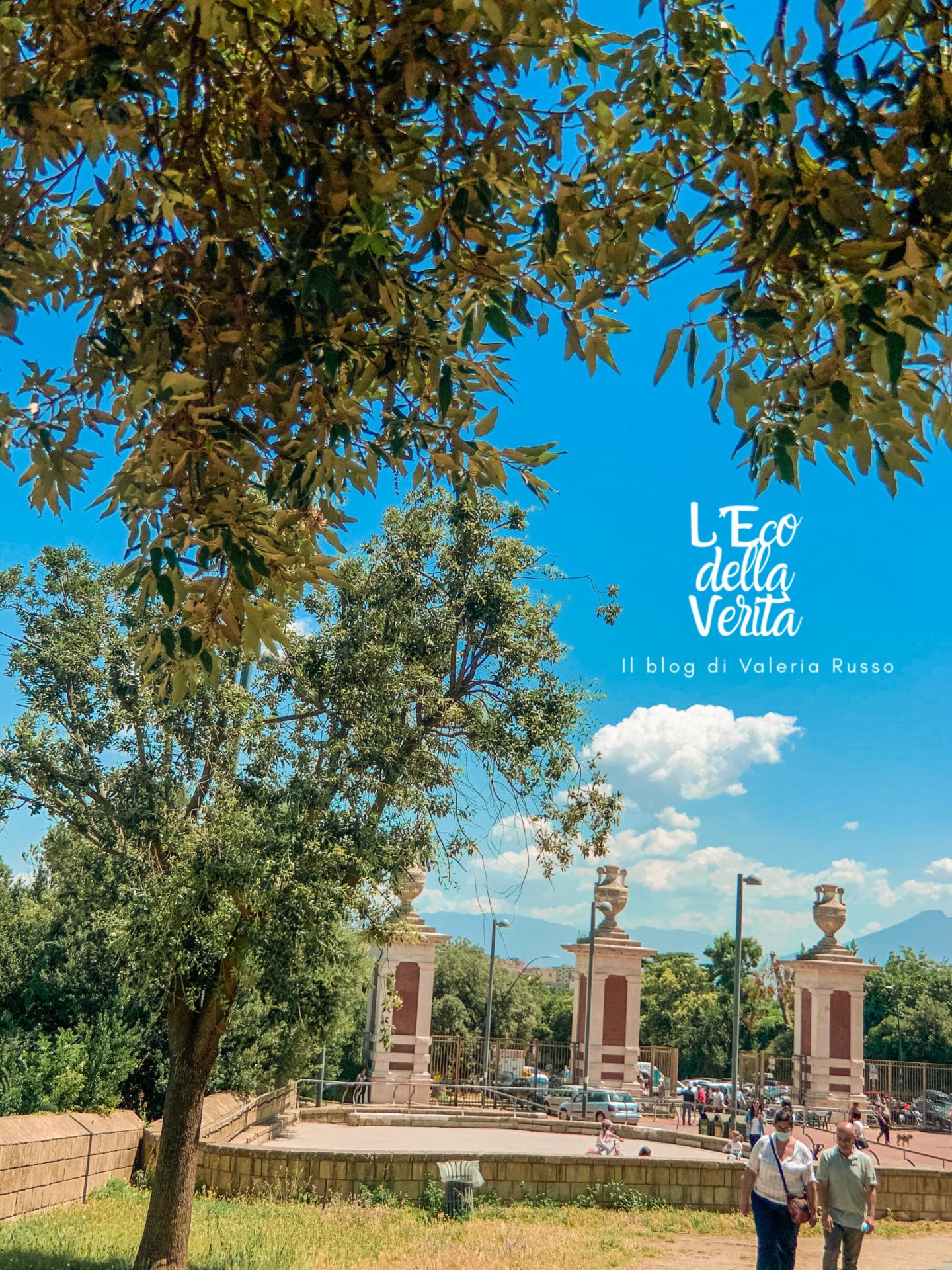 Una passeggiata al Parco Virgiliano di Posillipo
