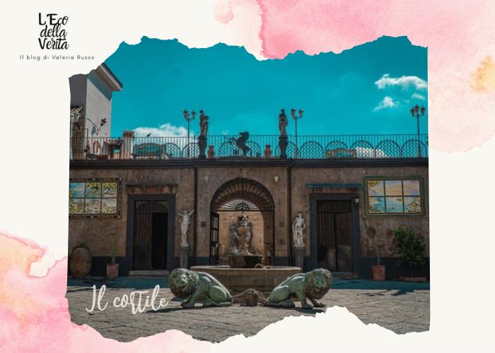 Dimora storica di palazzo Capece