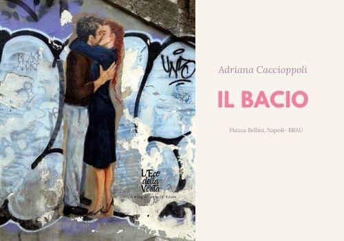 street art napoli il bacio adriana caccioppoli