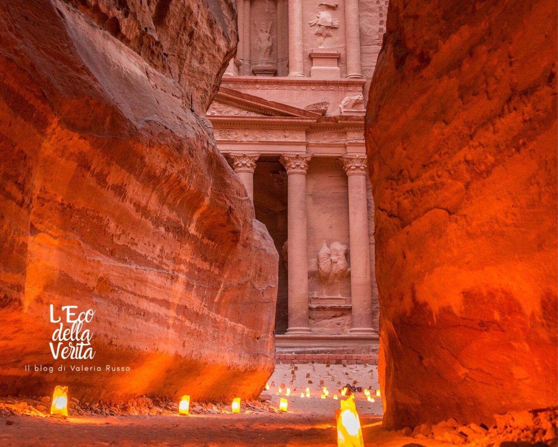 il siq visitare Petra