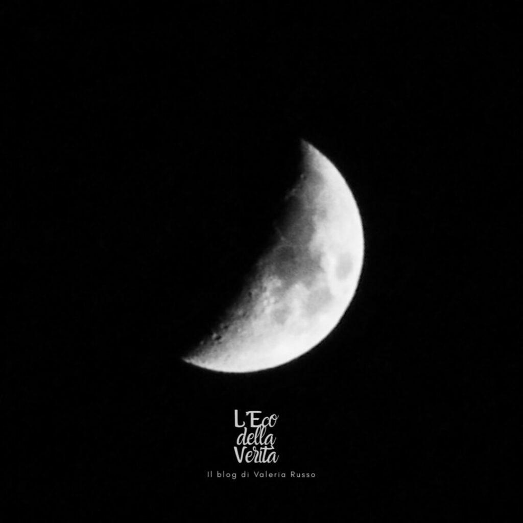 Foto luna nuova
