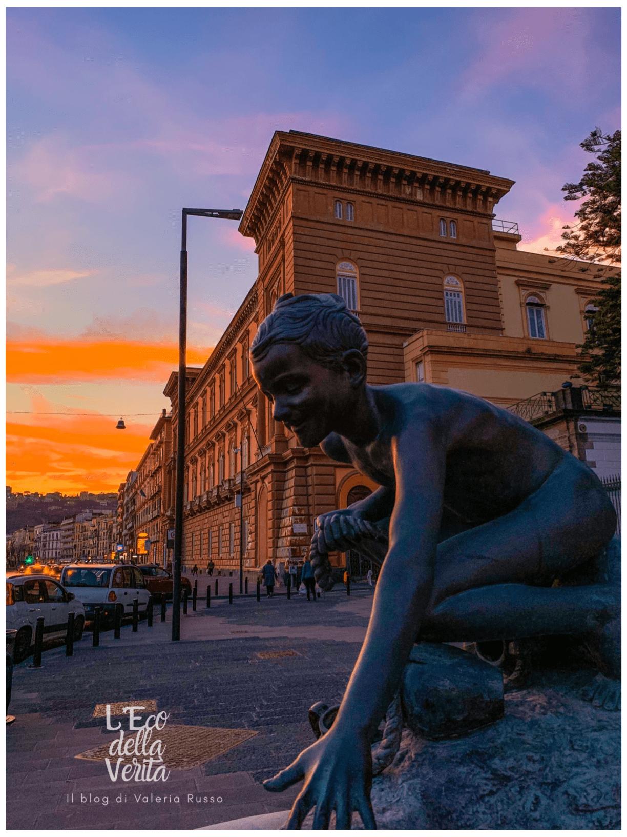 Villa Pignatelli da fotografare a Napoli
