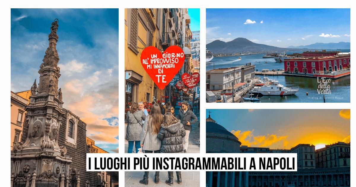 Posti belli da fotografare a Napoli per Instagram