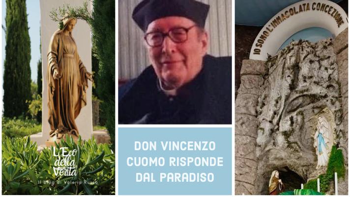 Padre Cuomo, anniversario della sua morte: da 12 anni mi manda segni dal Paradiso