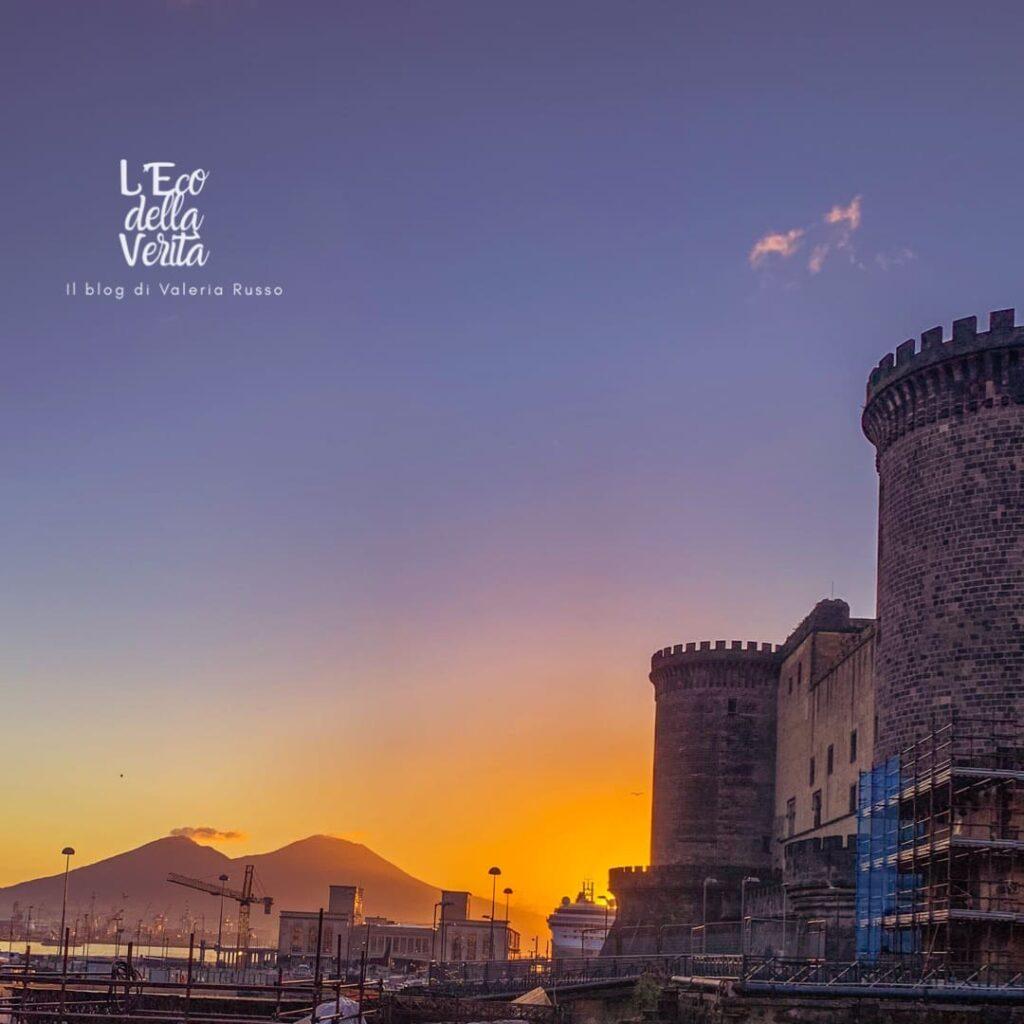 Piazza municipio posti da fotografare a Napoli